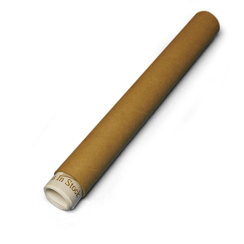 Brown Mailing Tube
