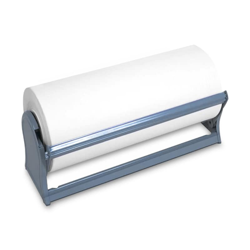 Serrated Blade Wrapping Paper Dispensers