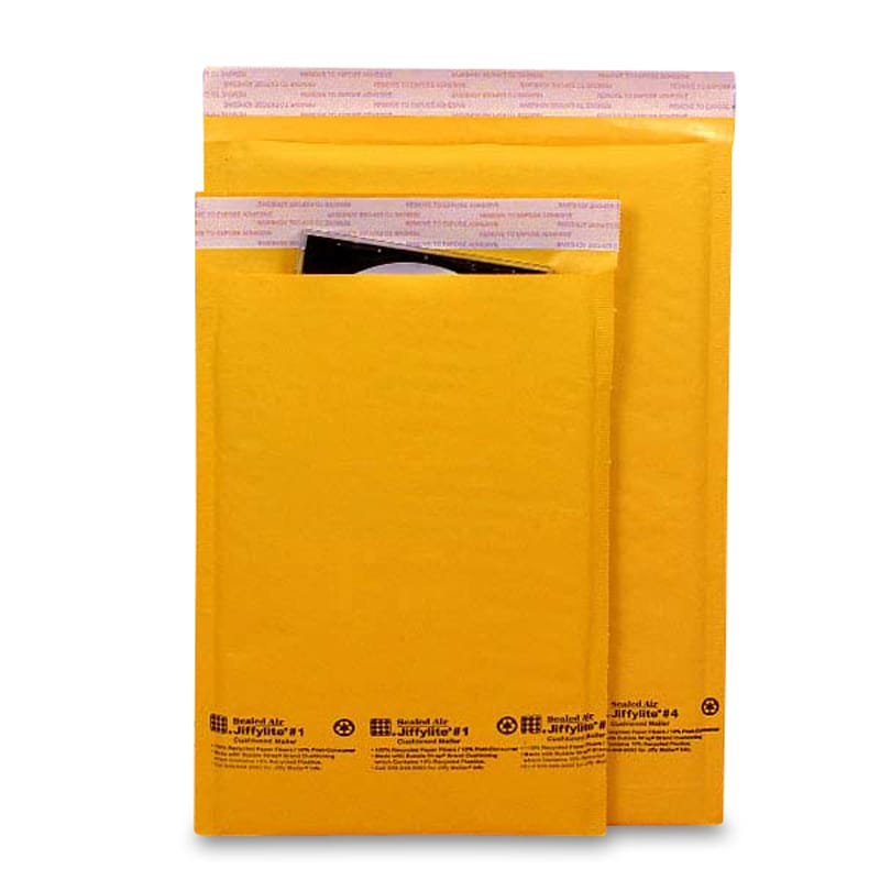 Jiffy® Air Bubble Mailers