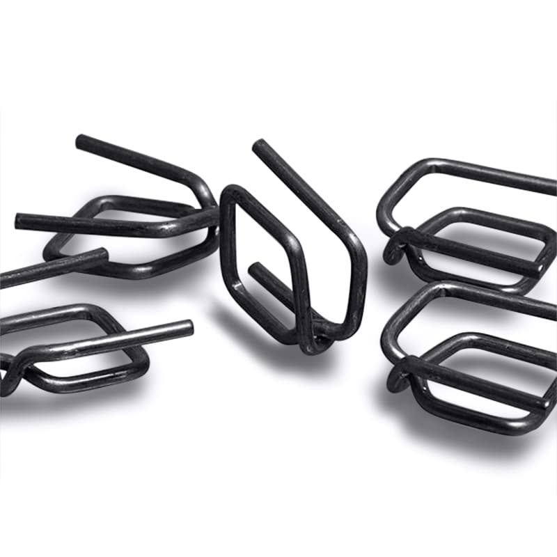Wire Buckles For Plastic Strapping