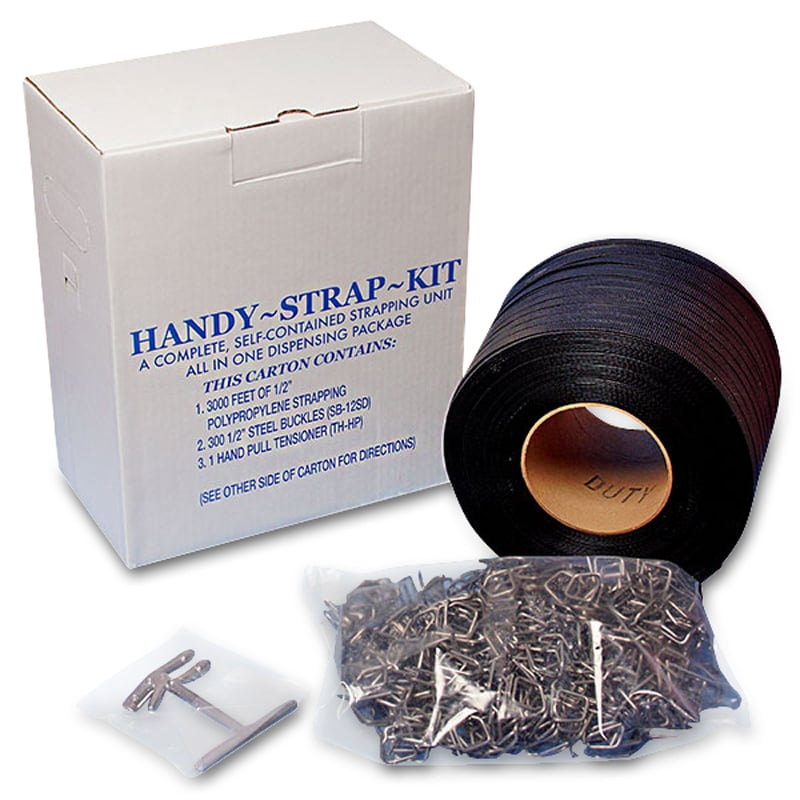Plastic Strapping Kit In A Box