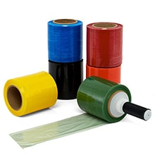 Shrink Wrap: Plastic Heat Shrink Wrapping Film & Rolls | Paper Mart