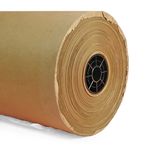 59aec8a0934 These 40  medium-weight brown kraft paper rolls are sold in a variety of  widths and lengths. The short rolls are lighter weight and cost less to  ship