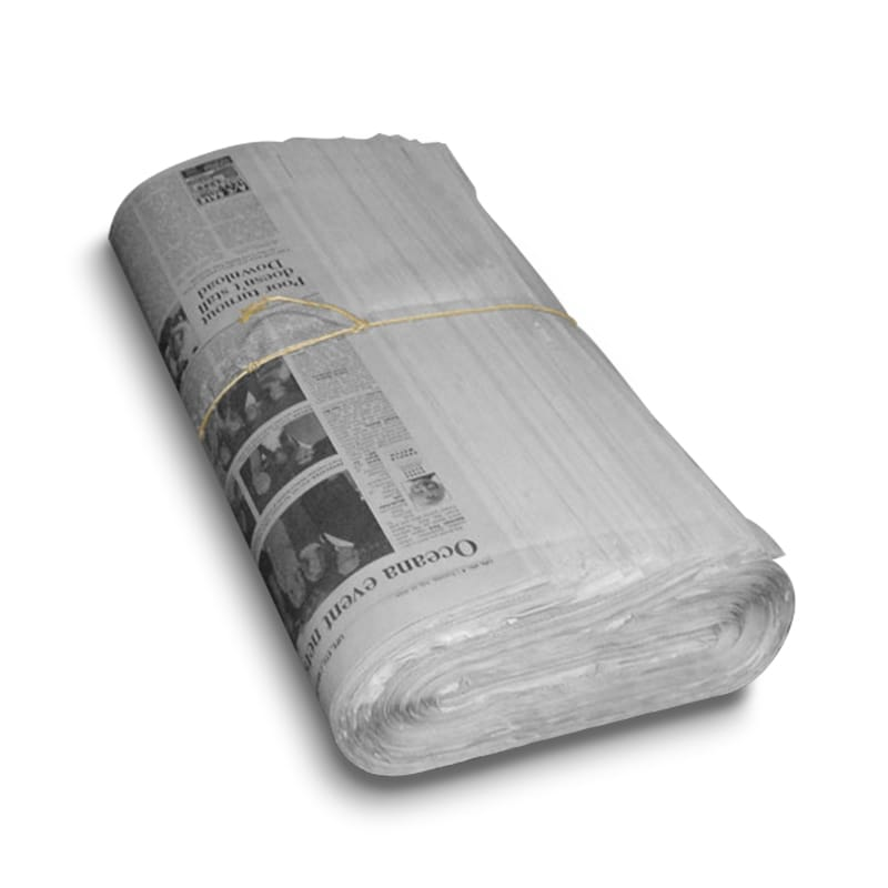 Newspaper Sheets Recycled Newspaper Newsprint Paper