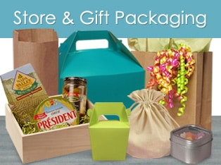 Wrapping Paper · Final Sale. Just For You. Clear Round Plastic Containers