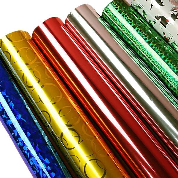 Shrink Film & Colored Cellophane | Paper Mart