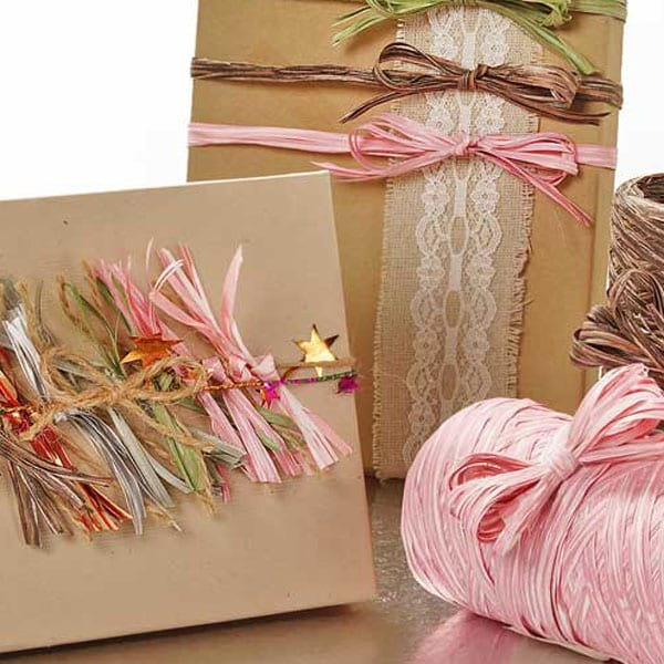 Grand Raffia Ribbon