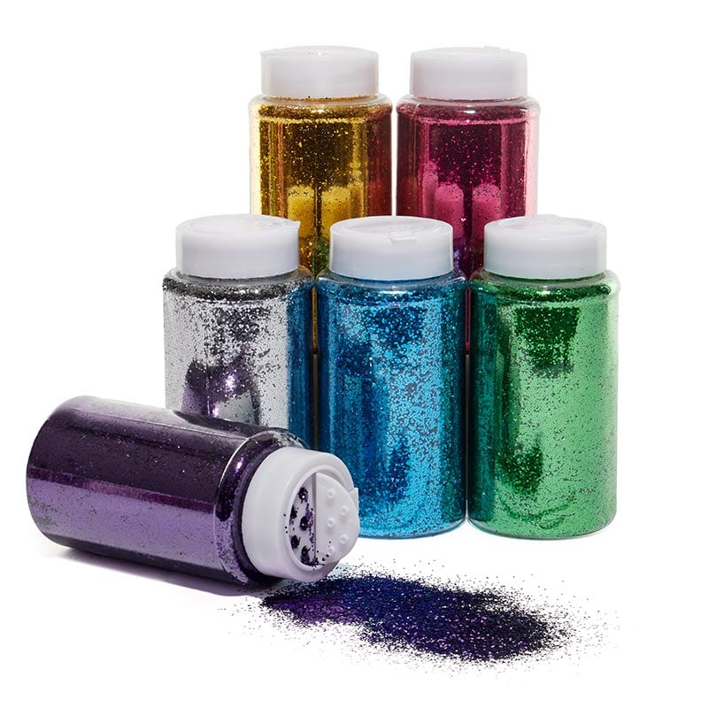 Medium Grain Metallic Glitter