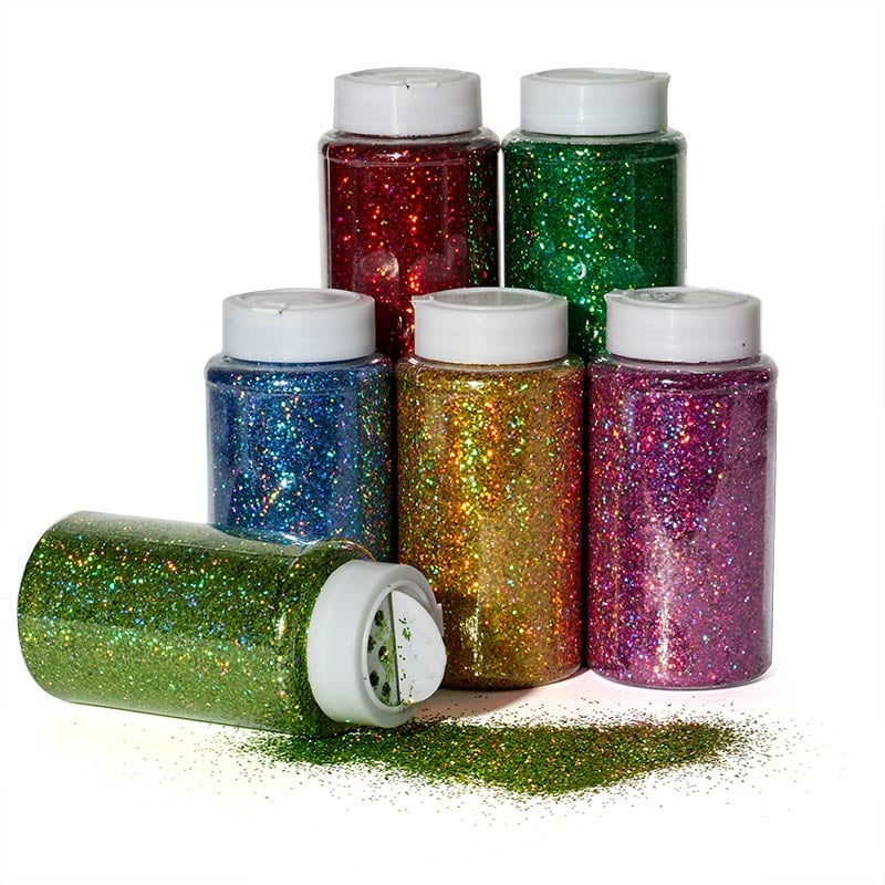 Medium Grain Holographic Glitter