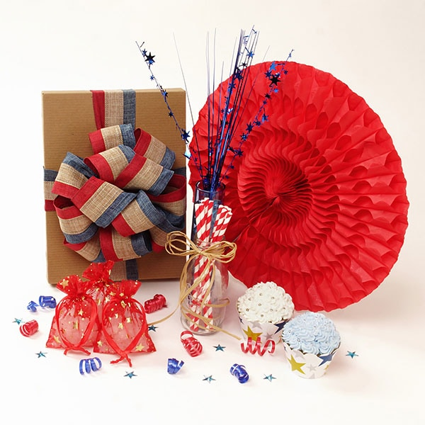Patriotic Party Decorations