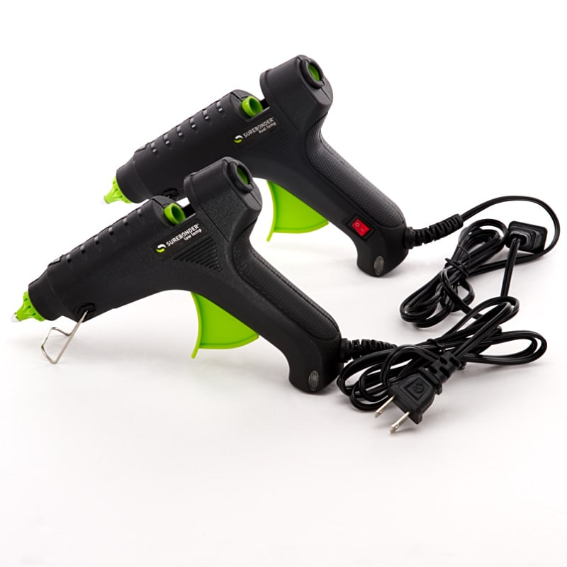 High & Low Temperature Glue Guns