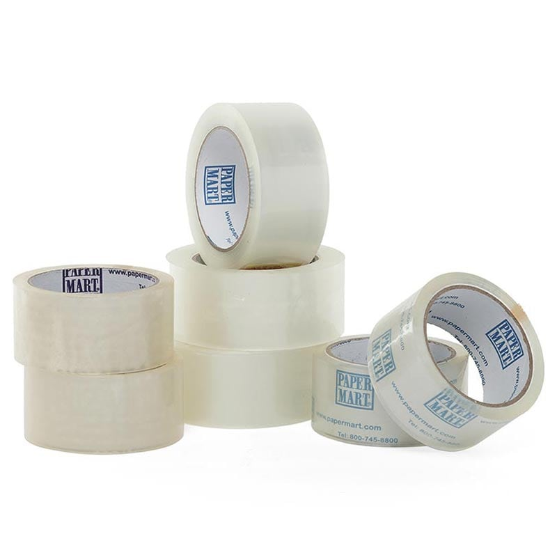 Clear Low Noise Carton Sealing Tape