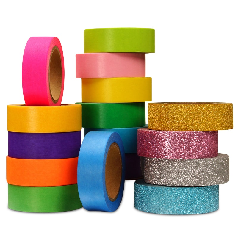 Solid Color Washi Tape