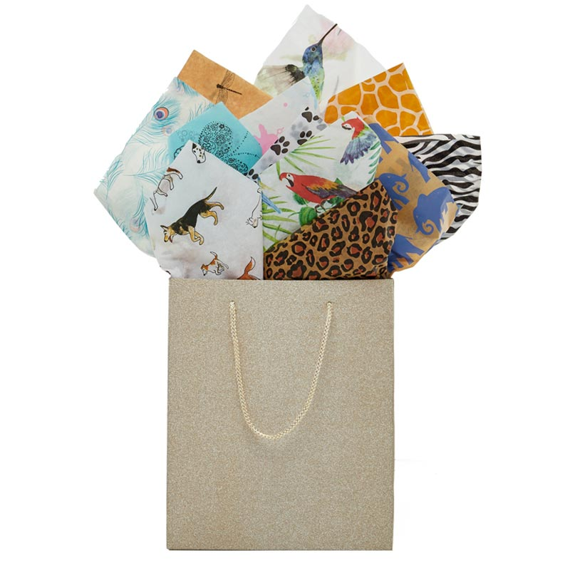 Animal Pattern Tissue Paper