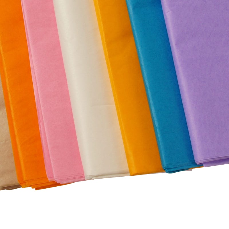 Retail Pack Colored Tissue Paper