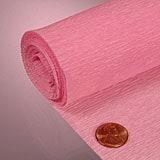 Premium & Heavy Crepe Paper - Pink