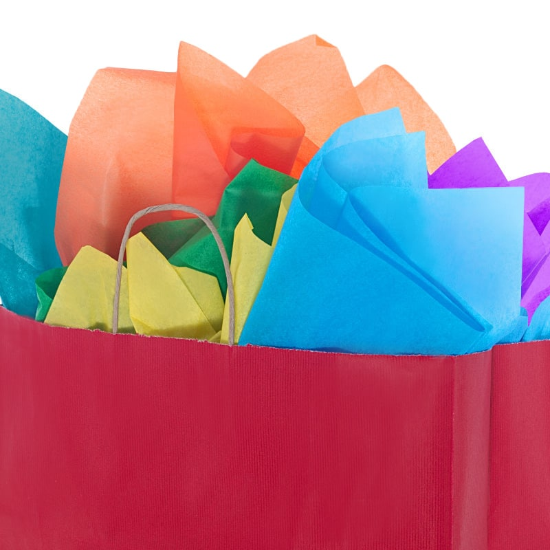"Premium Colored Tissue Paper 20"" X 30"""