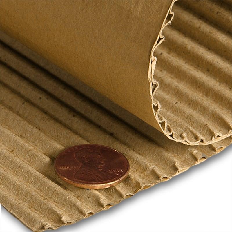 Corrugated Cardboard Paper Rolls Wholesale B Flute Roll Paper Mart