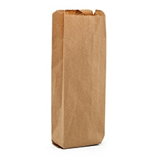 #14 Quart Liquor Bags - 4-1/2 X 2 X 16 - Gusset - 2 - Quantity: 500 - Grocery Bags - Basisweight : 35 Lbs