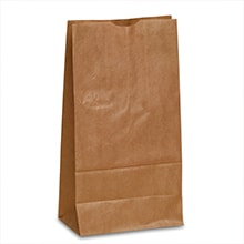 #10 Hardware Bags Plastic Gusset - 4 1/8 - Quantity: 250 - Grocery Bags - Basisweight : 60 Lbs Width: 6 1/2 Height/Depth: 13 1/4